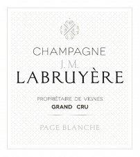 NV Champagne J.M. Labruyere Brut Grand Cru Page Blanche [Future ...