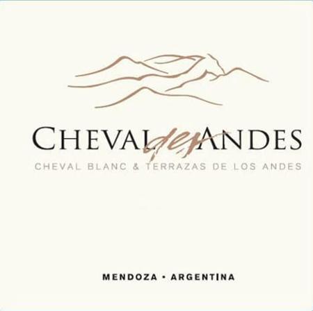 2014 Terrazas De Los Andes Cheval Des Andes Mendoza